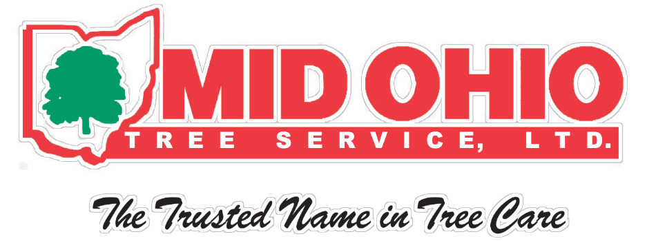 Mid Ohio Tree Services Logo